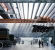 Wycieczka kolejką, wiszące lokomotywy. Powstaje nowe Muzeum Kolejnictwa