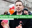 """Marsz """"w obronie polskiej ziemi"""" przejdzie ulicami Warszawy"""