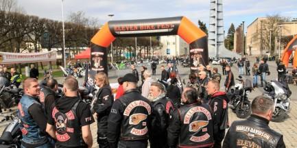 """5 tysięcy policjantów zabezpieczy przejazd gangu """"Hells Angels"""""""