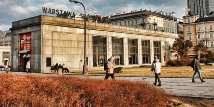 Na dachu dworca Warszawa Śródmieście odbędzie się rockowy koncert