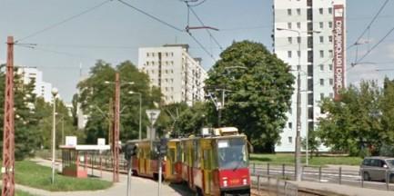 Weekend bez tramwajów na Bródnie