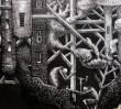 Widzieliście już mural przy Mińskiej? Wygląda imponująco!
