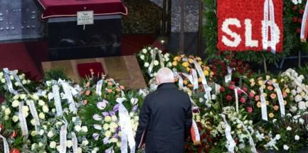 Ostatnia droga Tomasza Kality. Były rzecznik SLD pochowany na Powązkach