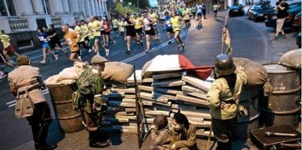Bieg w hołdzie Powstańcom Warszawy