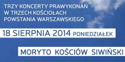 """Za darmo: Cykl koncertów """"Obrazy z Warszawy. Powstanie 44"""""""