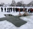 Prawosławni poświęcili wodę w jeziorku Czerniakowskim [ZDJĘCIA]