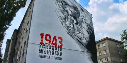 Nowy mural na Woli!