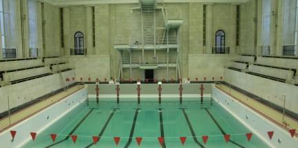 Wyremontowali basen w Pałacu Kultury i Nauki. Na zajęcia trzeba jeszcze poczekać
