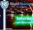 Night Fever, czyli disco na Nightskating Warszawa