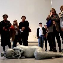 Muzeum Sztuki Nowoczesnej. Pierwsza wystawa w pawilonie nad Wisłą