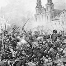 Spacer śladami Insurekcji Warszawskiej 1794