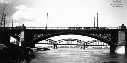 Wisła w Warszawie 1939-1945