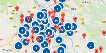 """Nowoczesna stworzyła """"mapę potrzeb Warszawy"""". Każdy może zgłosić swoje uwagi"""