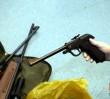 Pseudokibice zatrzymani z nielegalną bronią, amunicją i narkotykami