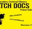 Za darmo: 14. Międzynarodowy Festiwal Filmowy WATCH DOCS
