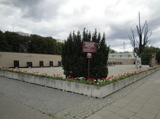 fot. profil Muzeum Więzienia Pawiak