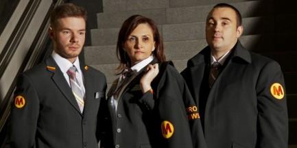Pracownicy metra dostali nowe mundury (ZDJĘCIA)
