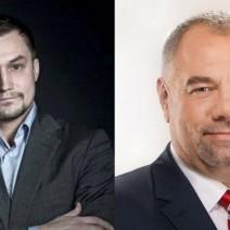 Piotr Guział poparł Jacka Sasina przed II turą wyborów