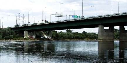 Grota-Roweckiego najruchliwszym mostem!