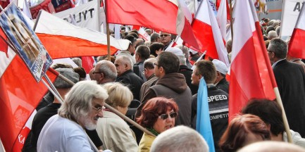 Manifestacje 1 maja