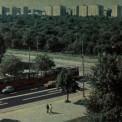 Osiedle Międzynarodowa widok z Waszyngtona/Kinowa, 1978 r.