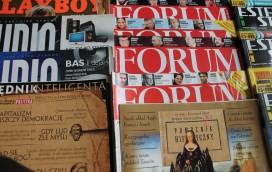 Z wyremontowanych dworców PKP zniknęły tanie czasopisma.