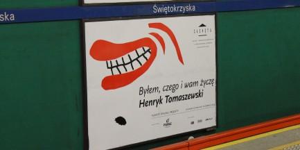 Bezpłatny wstęp do Zachęty w 100. rocznicę urodzin Henryka Tomaszewskiego