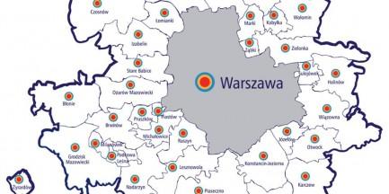 165 mln euro dla Warszawy i okolic