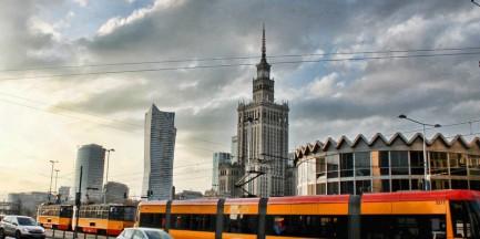 W Warszawie przybywa firm!