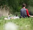 Zakaz spożywania alkoholu przy Jeziorku Czerniakowskim