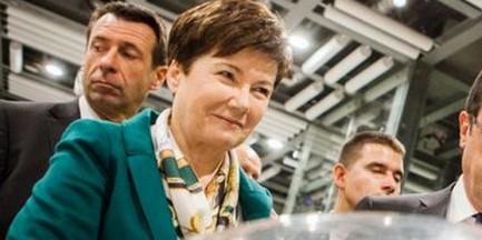 Prezydent o zalanej Warszawie: Trzeba się przyzwyczaić