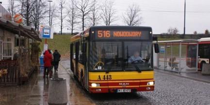 Po protestach 516 wraca na Nowodwory