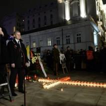 Sondaż: czy Lech Kaczyński zasługuje na pomnik w reprezentacyjnym miejscu Warszawy?