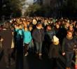 Ulicami Pragi przeszedł marsz milczenia [ZDJĘCIA]