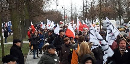 """W sobotę """"Marsz w obronie ładu konstytucyjnego"""". Kijowski: """"Już zbieramy siły"""""""
