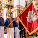 Obchody Narodowego Dnia Pamięci o Ofiarach Ludobójstwa. Fot. PAP/Maciej Kulczyński