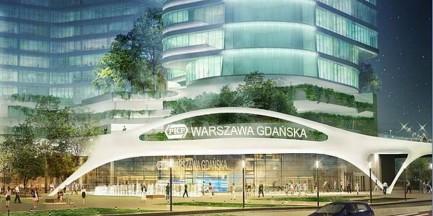 Tak będzie wyglądał Dworzec Gdański! [ZDJĘCIA]