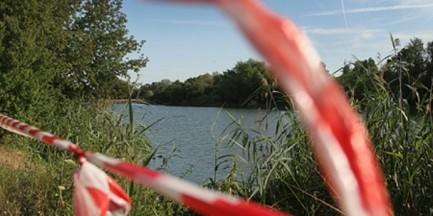 Zakaz kąpieli w Jeziorku Czerniakowskim