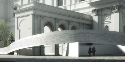 Tak będzie wyglądał Pomnik Polaków Ratujących Żydów!