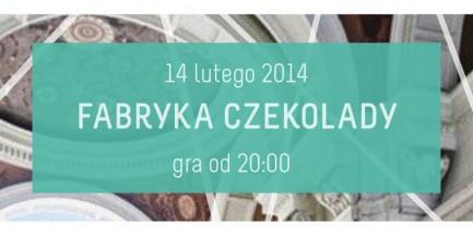 Fabryka Czekolady Gra - impreza na trzech piętrach historycznej kamienicy!