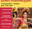 Dzień Indonezyjski w Parku Praskim