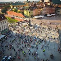 """Majowa Warszawska Masa Krytyczna - """"Tego problemu już nie ma"""""""