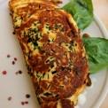 Omlet mięsożercy: 16 zł