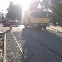 Tak jeszcze kilka dni temu wyglądała ul. 11 listopada. Fot. WawaLove.pl