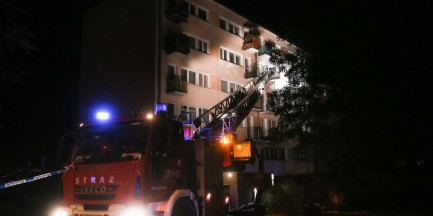 Potężny wybuch w Warszawie. Nie żyje jedna osoba