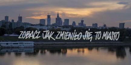 """""""Wawangarda"""". Nowy serial dokumentalny o przemianach w Warszawie (TRAILER)"""