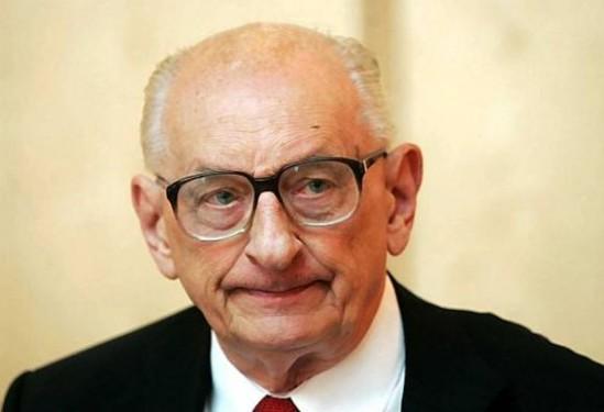 Władysław Bartoszewski. Fot. Agencja Gazeta