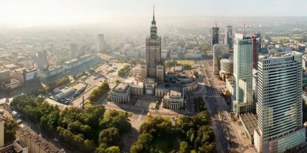 Obok PKiN-u stanie 245-metrowy wieżowiec!