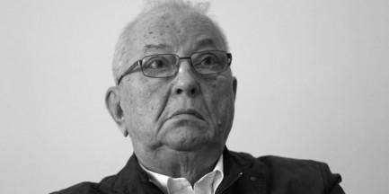 Zmarł profesor Jerzy Szacki, wybitny polski socjolog