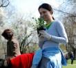 Żolibuh 3.0: akcja wysadzania miasta... kwiatami